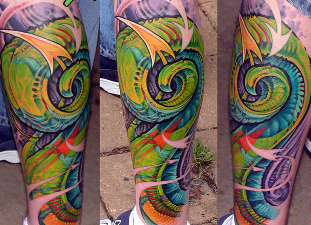 Tattoo the Earth:::the Tattoo Thread Aaron-cain-sleeve-53460971