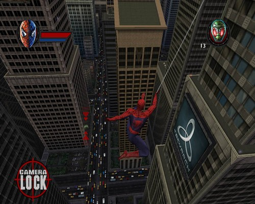 Spider-Man 1 (2000) PC Game Mediafire Links  Spiderman-1-1