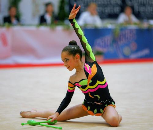Sport i zdravlje Rhythmic-Gymnastics