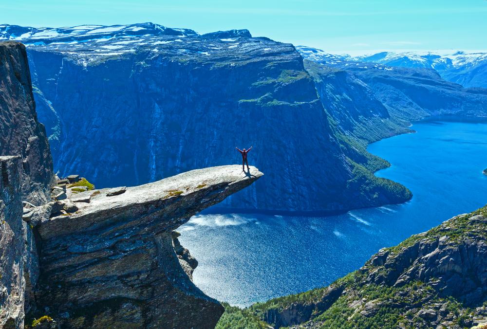 Norveška Norveska-putovanje