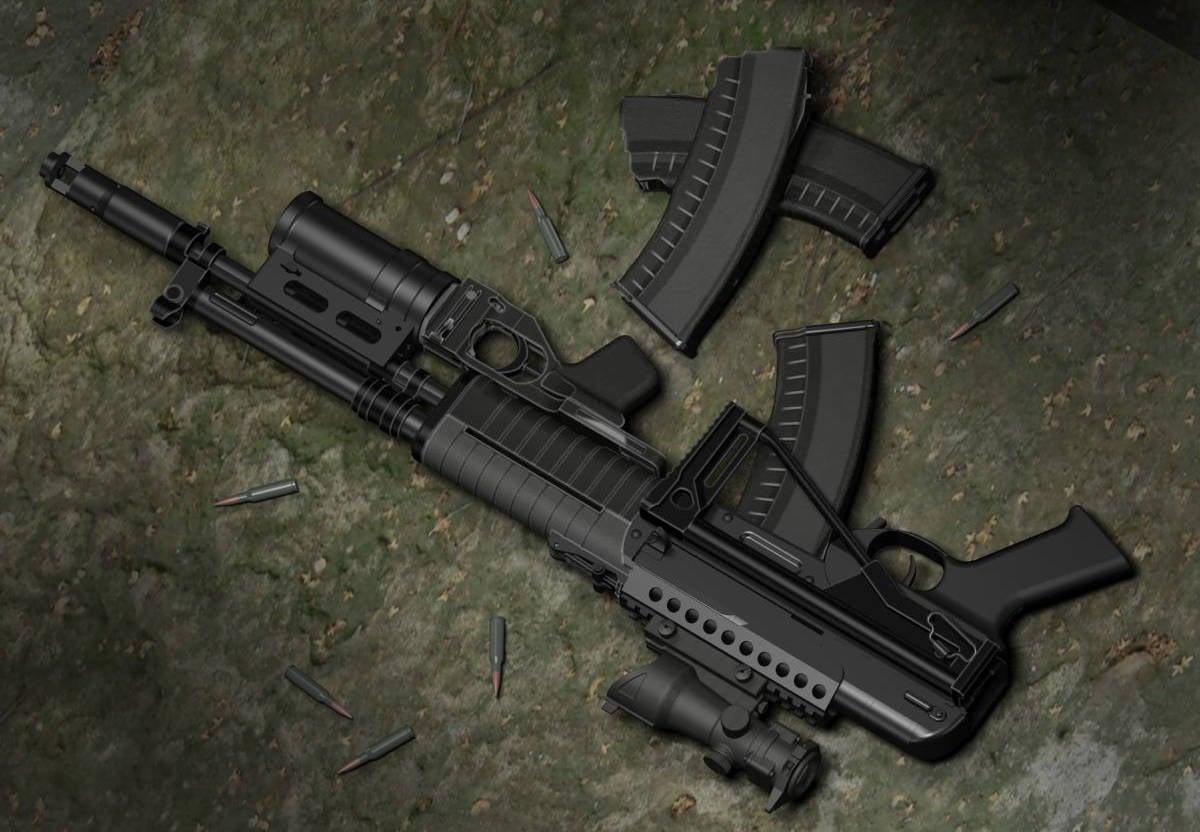 Russian Assault Rifles & Machine Guns Thread: #1 - Page 24 1297709006_1