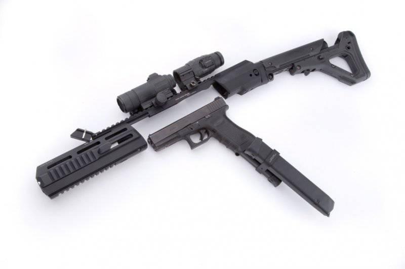 Комплект конвертации пистолета в карабин Triarii от компании Hera Arms 1410785228_a-hera-arms-920-13
