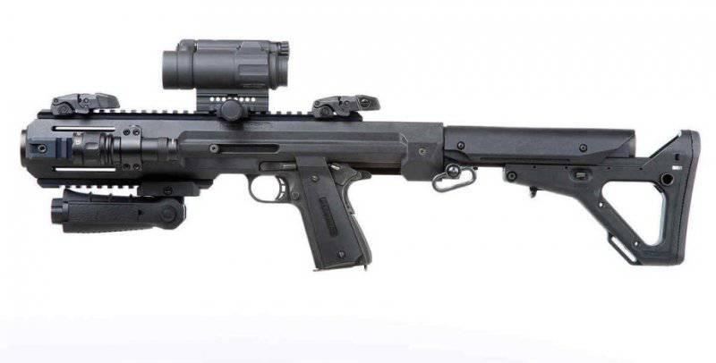 Комплект конвертации пистолета в карабин Triarii от компании Hera Arms 1410785234_a-hera-arms-920-16