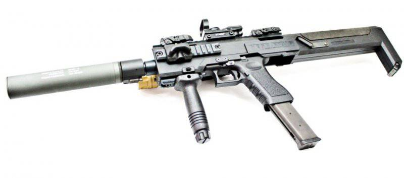 Комплект конвертации пистолета в карабин Triarii от компании Hera Arms 1410785239_a-hera-arms-920-10