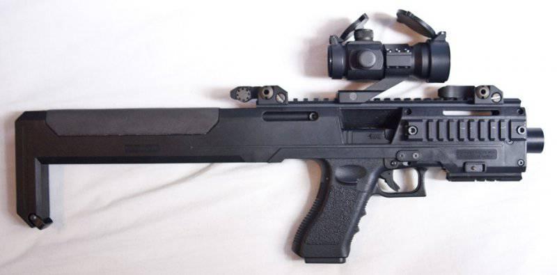 Комплект конвертации пистолета в карабин Triarii от компании Hera Arms 1410785240_a-hera-arms-920-9