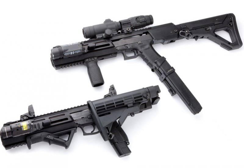 Комплект конвертации пистолета в карабин Triarii от компании Hera Arms 1410785256_a-hera-arms-920-12