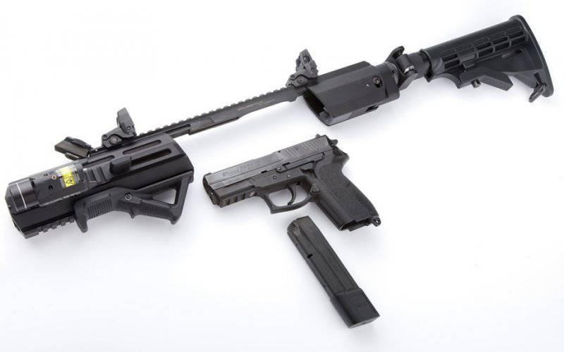 Комплект конвертации пистолета в карабин Triarii от компании Hera Arms 1410785263_a-hera-arms-920-0