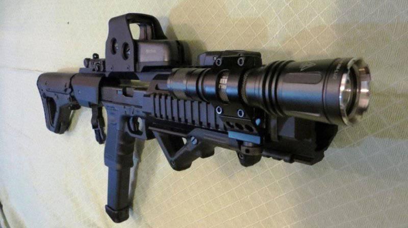 Комплект конвертации пистолета в карабин Triarii от компании Hera Arms 1410785277_a-hera-arms-920-14