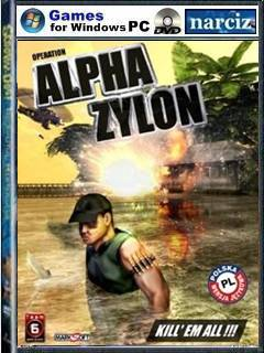 العاب - Games Operation_Alpha_Zylon