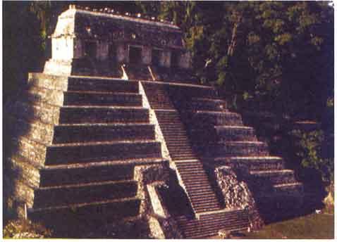 Pacal Votan (603 - 683 ap. JC) PyramidPacal