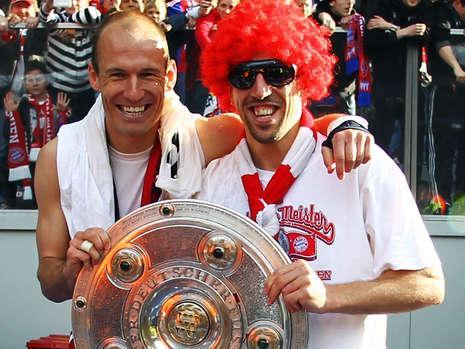 ribery - Ribery vs Robben Ribery-Robben-1