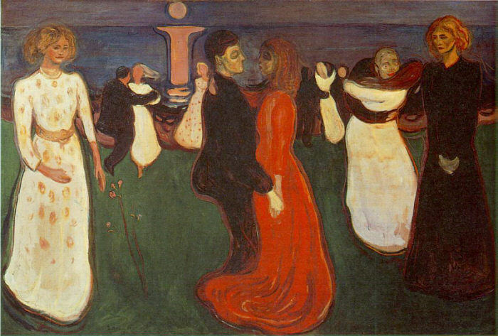 Edvard Munch / Edvard Munk  Munch_Dance-Of-Life