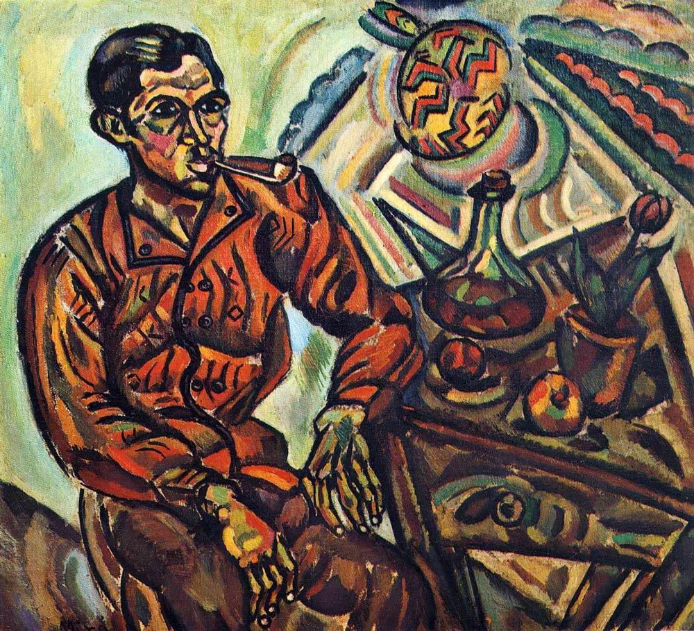 Joan Miró - Page 3 Portrait-of-vincent-nubiola
