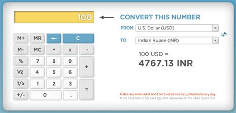Trang chuyển đổi tỉ já tiền tệ Currency-converter-calculator-online