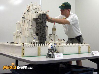 [Lego] Les sculptures en briques ! - Page 2 Lego