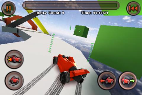 [JEU] JET CAR STUNTS : Acrobaties aériennes à bord d'une.. voiture [Démo/Payant] IMG_0008