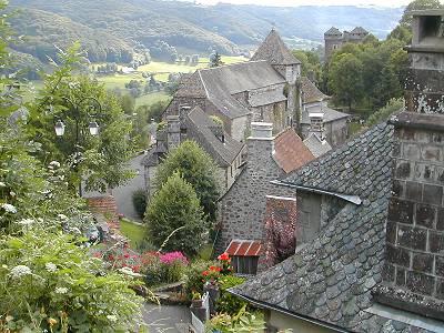 Villes et villages de charme du Cantal 234