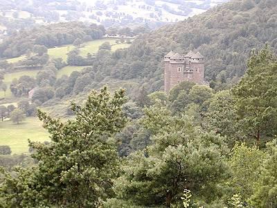 Villes et villages de charme du Cantal 236