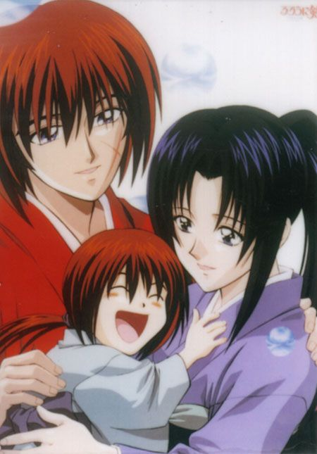 Kenshin le vagabond, Rurouni Kenshin pour les puristes. C5nvoxan