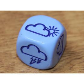 DICE : Collections de dés JDR  : modèles, conseils, adresses - Page 6 De-a-jouer-meteo-16-mm-avec-nuages-et-soleil