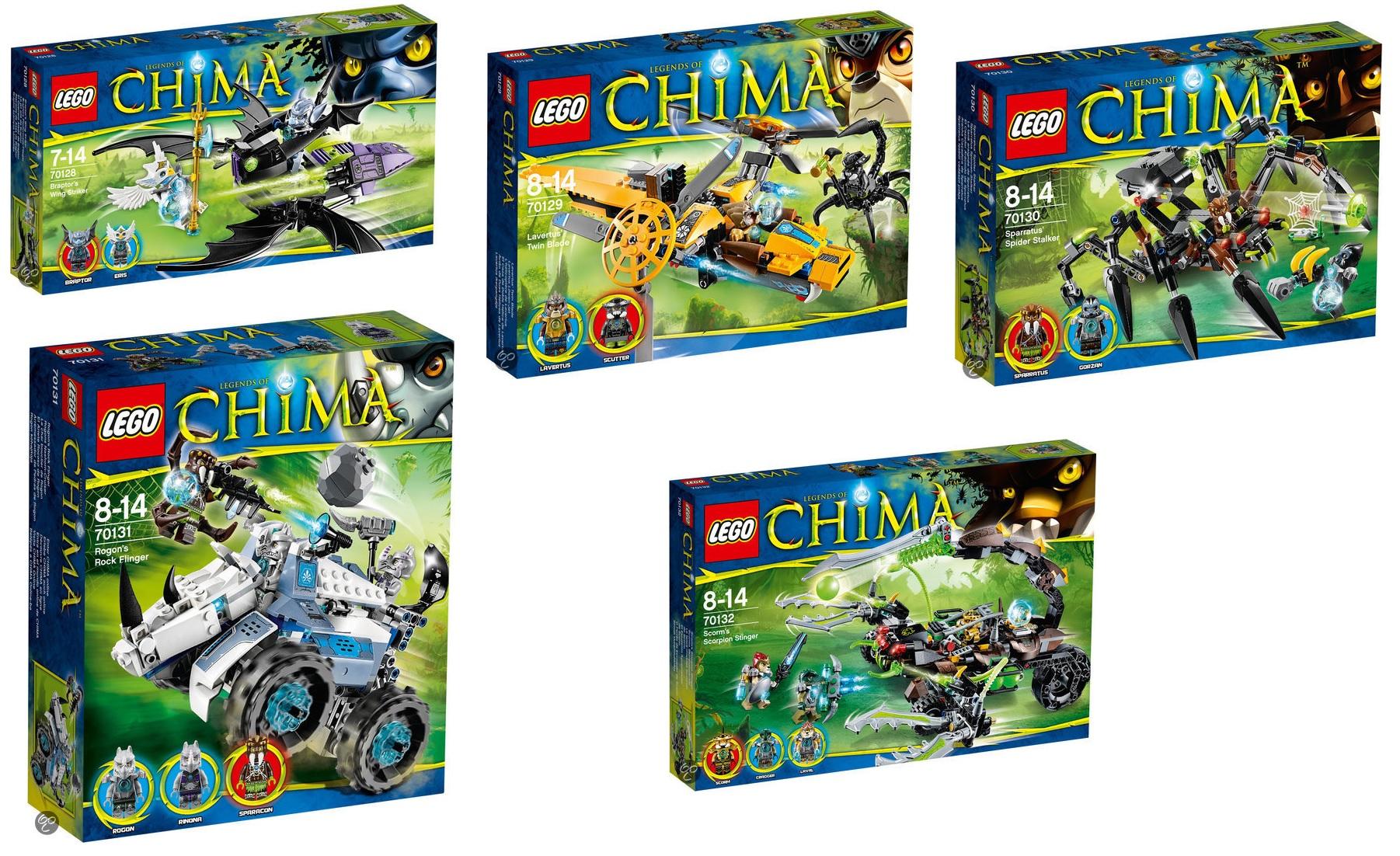 LEGENDS OF CHIMA! - Página 2 2014-LEGO-Legends-of-Chima-Sets-70128-70129-70130-70131-70132