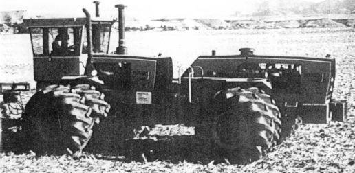 Tracteurs agricole Articulés  Twinpanther1