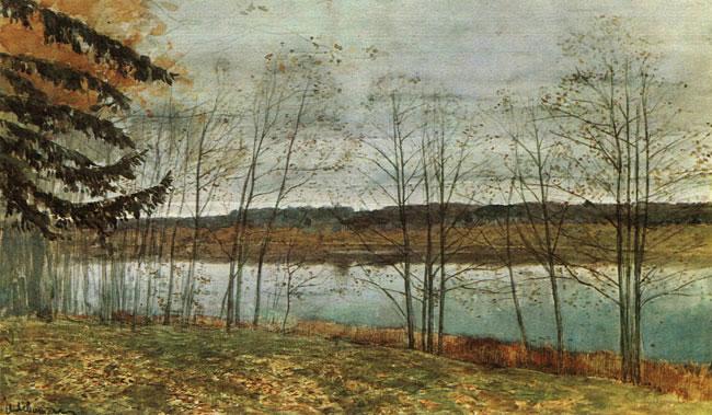 Ода Осени - Страница 2 Levitan-autumn