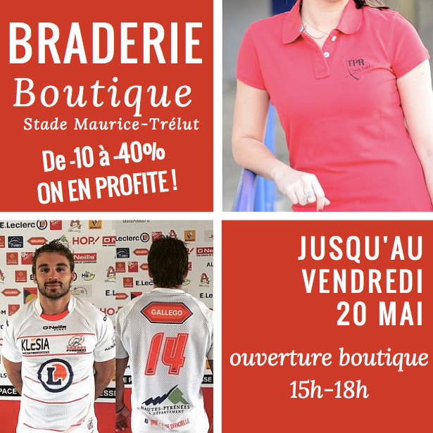 LA BOUTIQUE, site officiel ... - Page 5 BraderieFIN