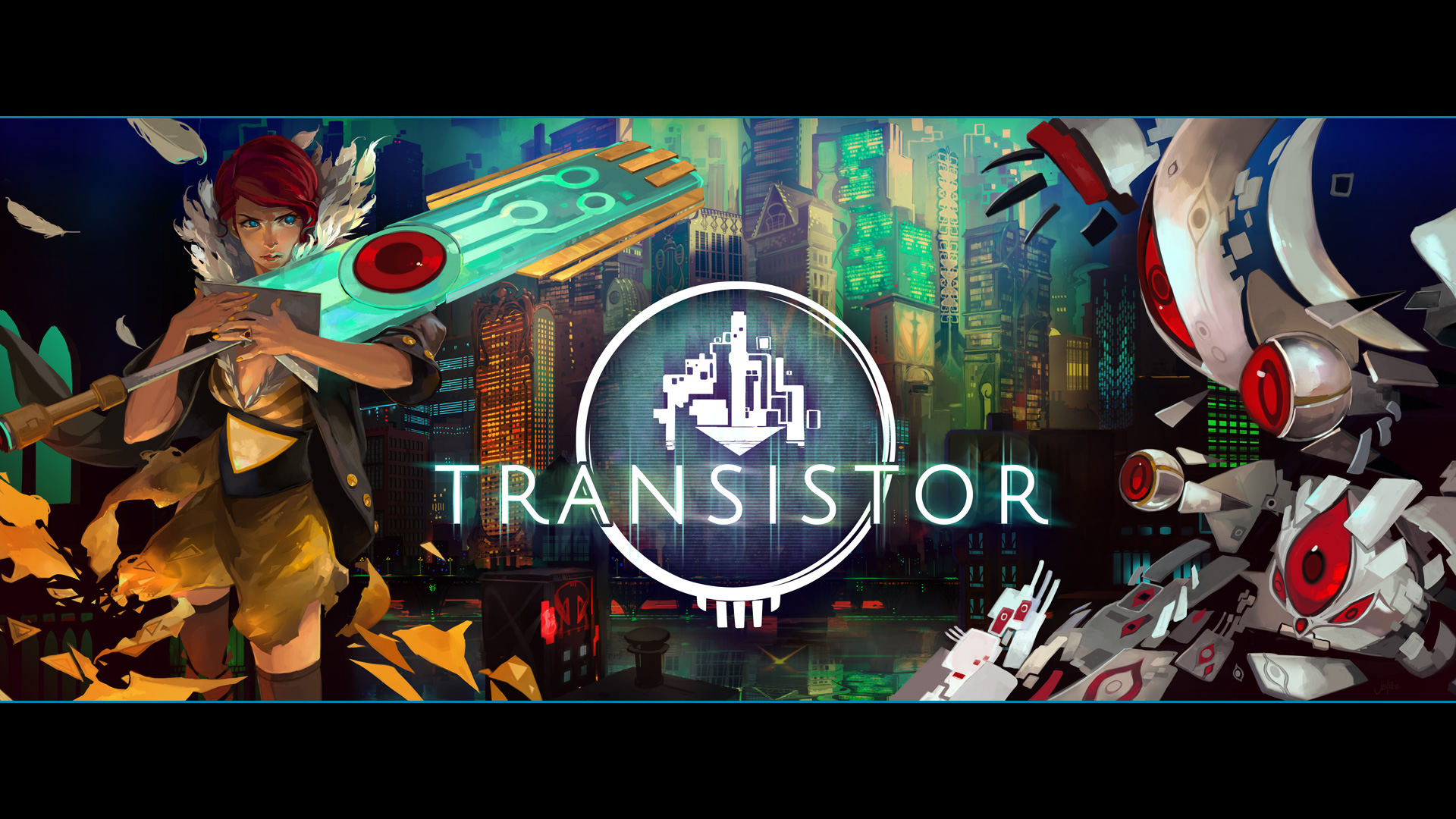 [GAMES] Transistor - Novo jogo dos criadores de Bastion Transistor