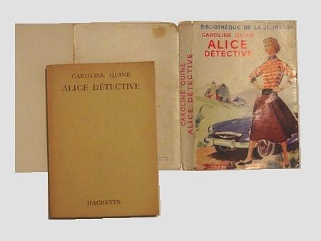 Les anciennes éditions de la série Alice. Alice_bj