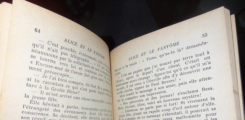 Les anciennes éditions de la série Alice. - Page 2 Alice_fantome
