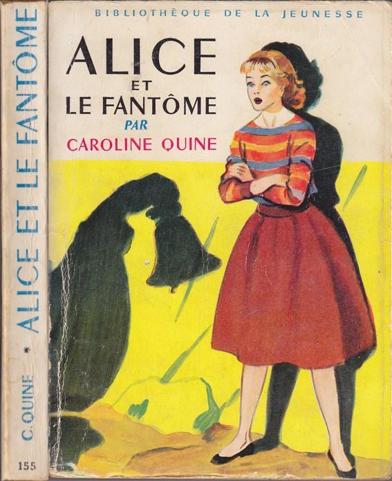 Les anciennes éditions de la série Alice. - Page 2 Alice_fantome2