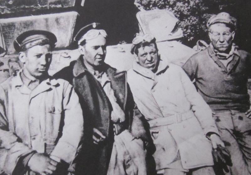 Mon grand père, Charles BENEDIC, pilote du Souffleur Souffleur0