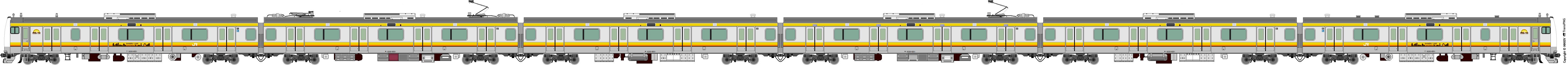 [5100] 東日本旅客鐵道 5100