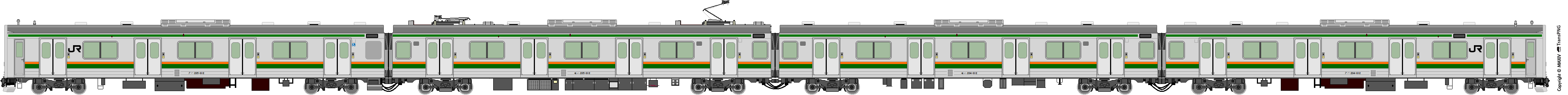[5404] 東日本旅客鐵道 5404