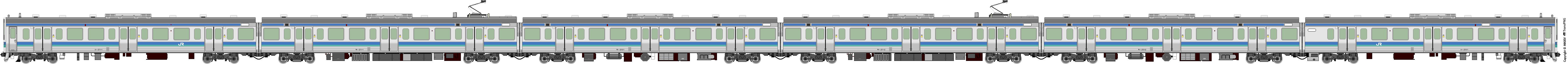[5407] 東日本旅客鐵道 5407