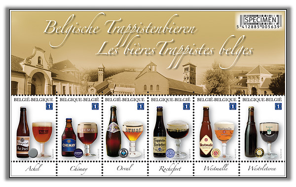 Around the world with TIG! final four countries! - Page 2 Trappistenbier-blaadje