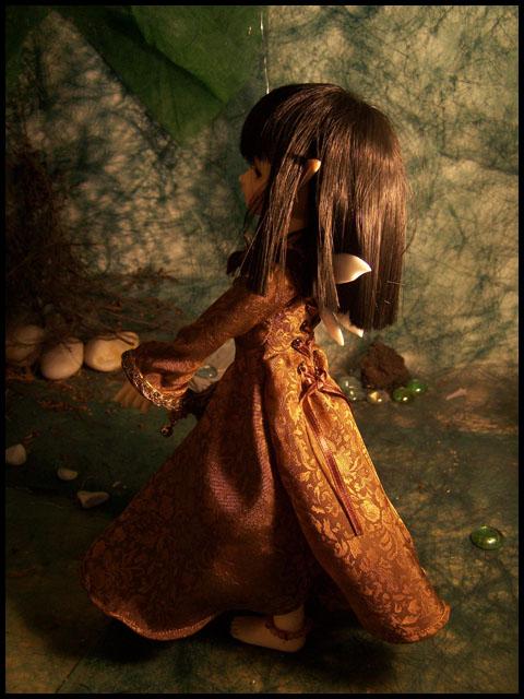 La couture de Ceselha/ajout tenue Elfe d'Emeraude p5 Robe6