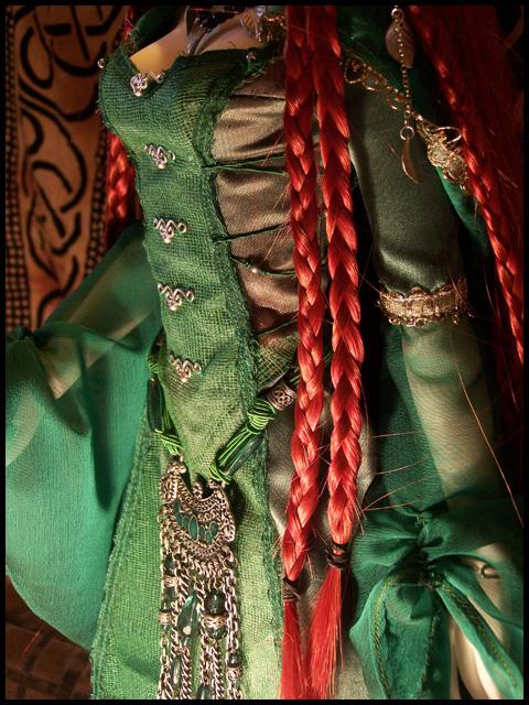 La couture de Ceselha/ajout tenue Elfe d'Emeraude p5 - Page 5 Greenelf13