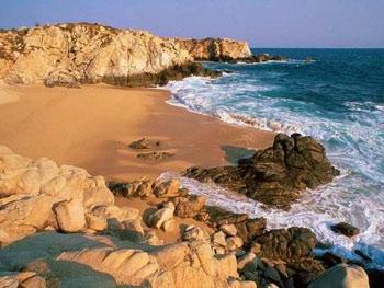 Praia Lerajie.