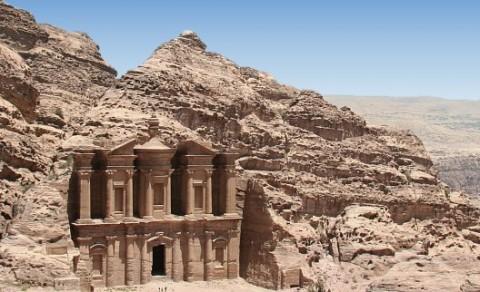 Lost Ancient Technology Of Jordan: Petra Petra-jordan-2-480x292