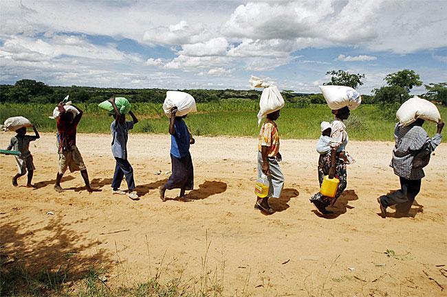Zimbabve Zimbabwe