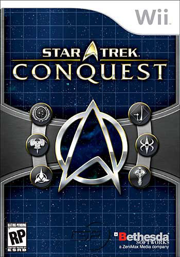 Star Trek : Conquest (2007) Stconquestwii