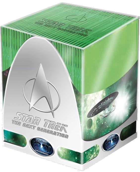 Achat DVD de Star Trek Tngset