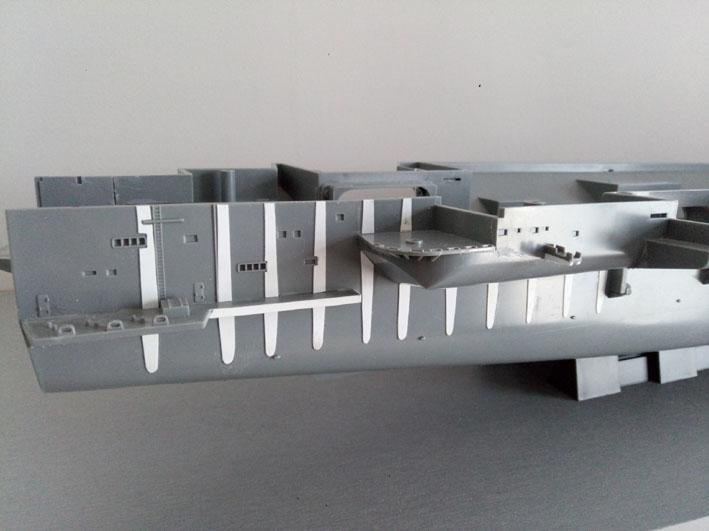 Enterprise Tamiya 1/350  ART1