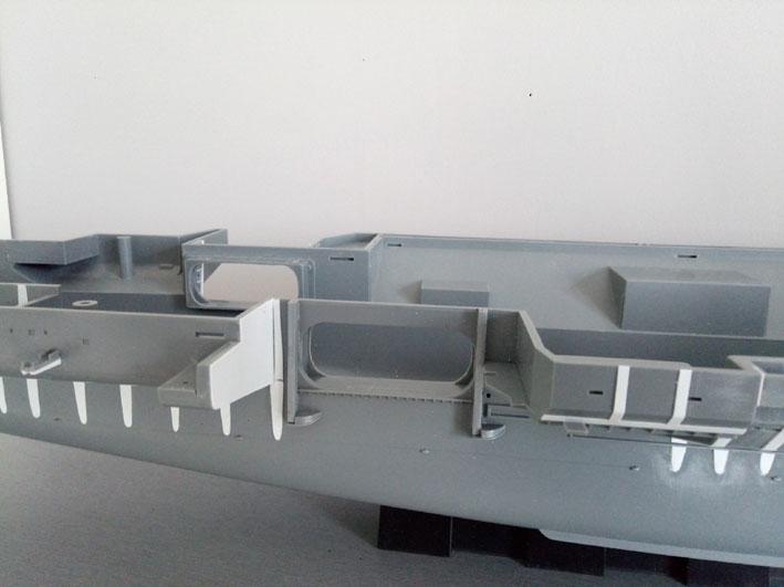 Enterprise Tamiya 1/350  Porte-ART1