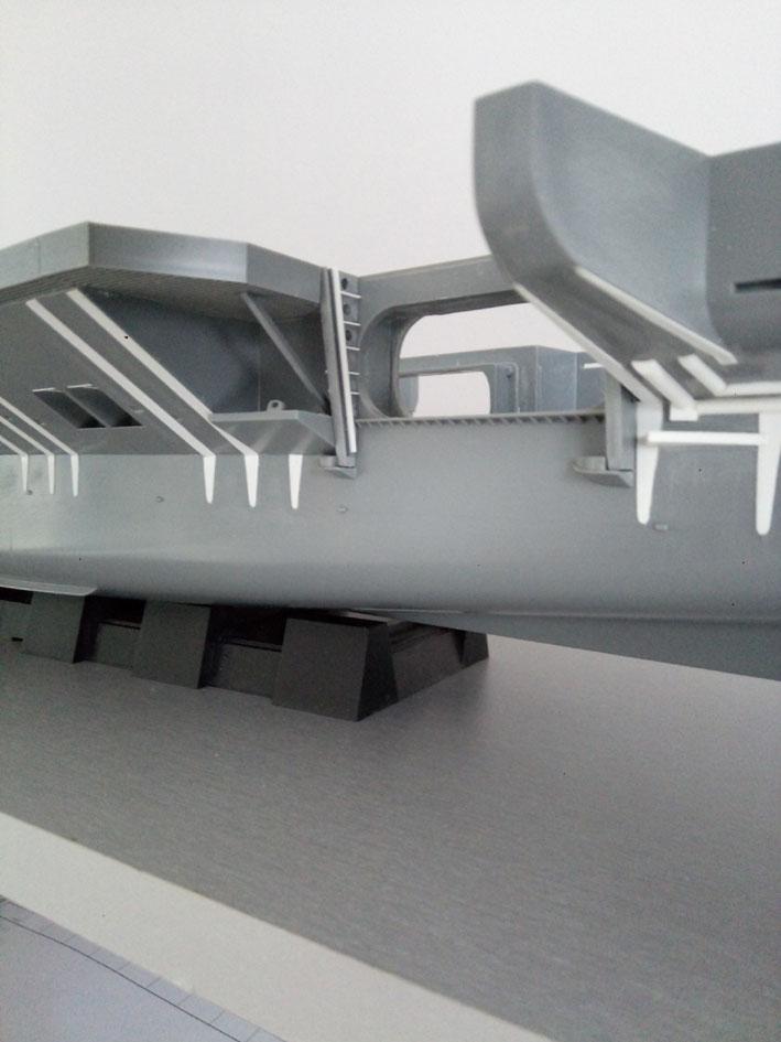 Enterprise Tamiya 1/350  PorteARB1