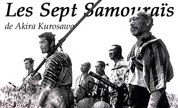 Les Sept Samouraïs - ARTE 7samourais