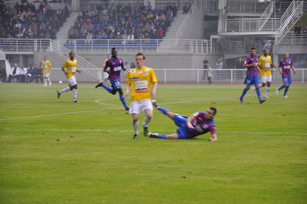 [Amical] Caen - Cherbourg 2012-07-07-029