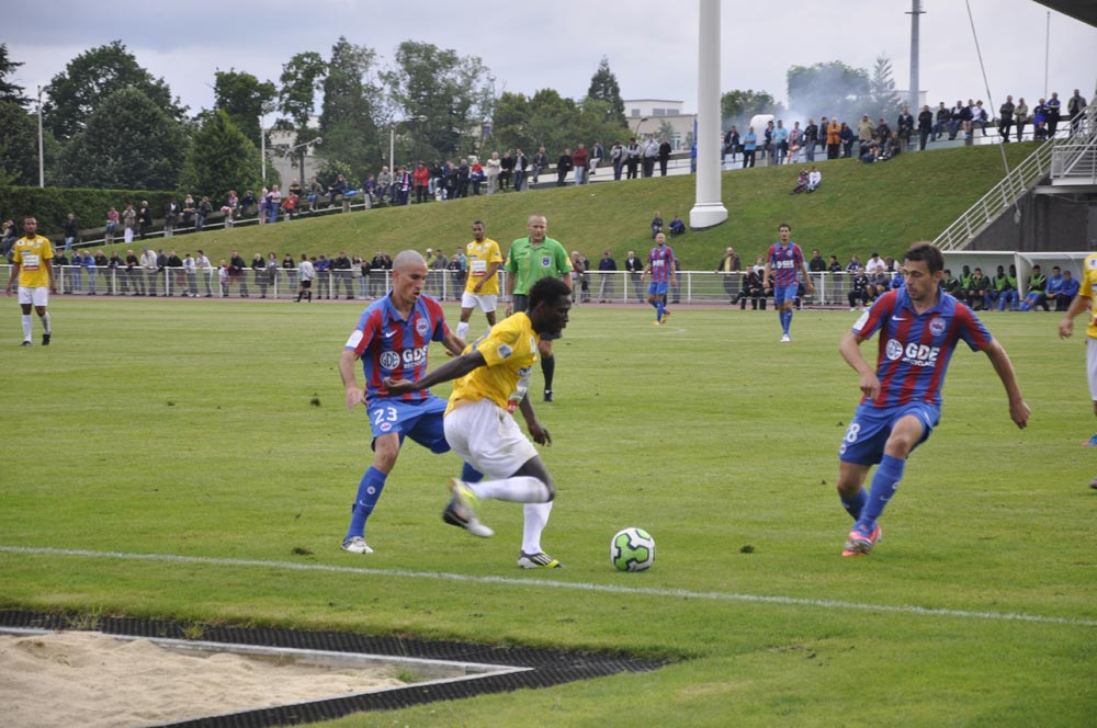 [Amical] Caen - Cherbourg 2012-07-07-036